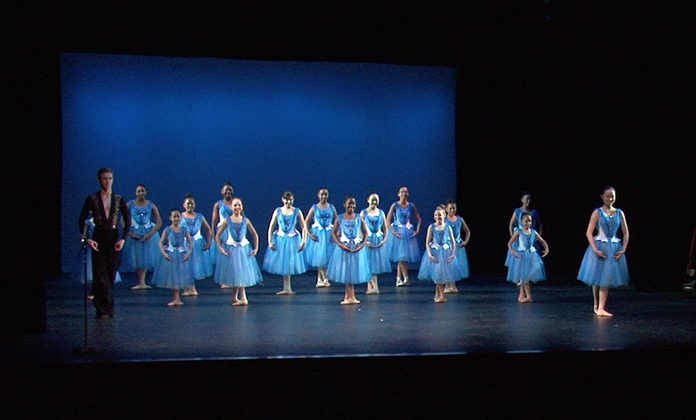 Ballet position at theater - Course Of Study