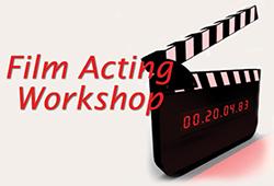 Film Acting Workshop - Union County Dance Centre