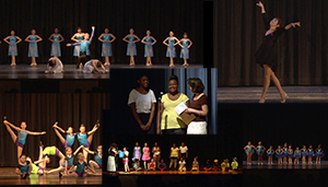 Union County Dance Centre's Dance Programs