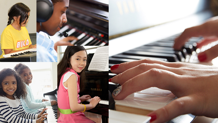 Piano lessons for kids at UCDC