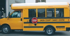 Union County Dance Centre's Bus and After School Programs