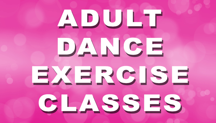 Adult Dance Exercise Classes - beginners, intermediate, advanced